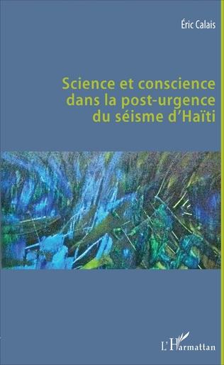 Couverture Science et conscience dans la post-urgence du séisme d'Haïti