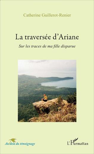 Couverture La traversée d'Ariane