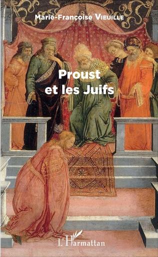 Couverture Proust et les Juifs