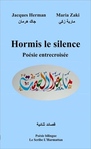 Couverture Hormis le silence