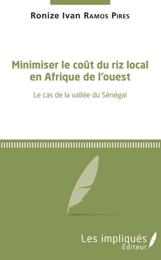 Couverture Minimiser le coût du riz local en Afrique de l'Ouest