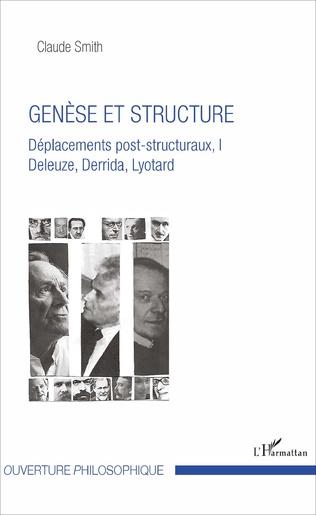 Couverture Genèse et structure