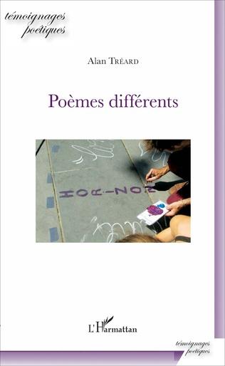 Couverture Poèmes différents