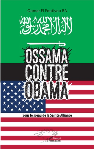 Couverture Ossama contre Obama