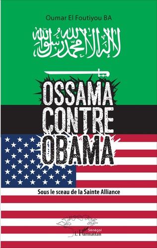 Couverture Ossama contre Obama