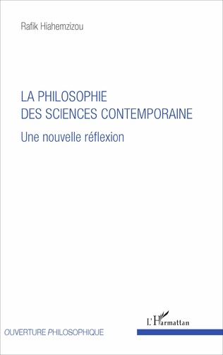Couverture La philosophie des sciences contemporaine