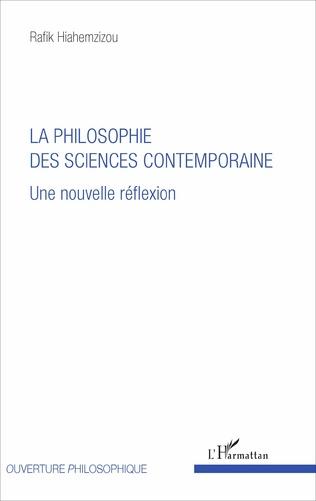 Couverture La philosophie des sciences contemporaine