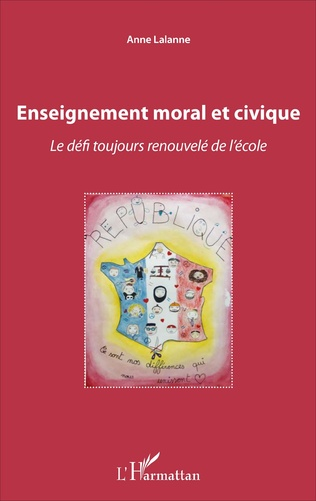 Couverture Enseignement moral et civique