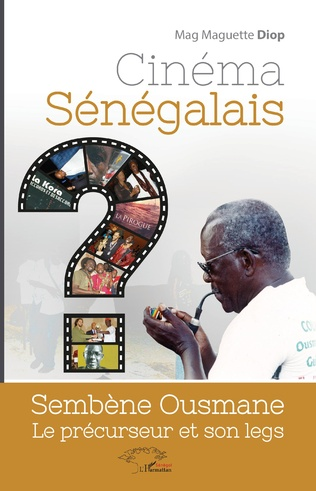 Couverture Cinéma sénégalais