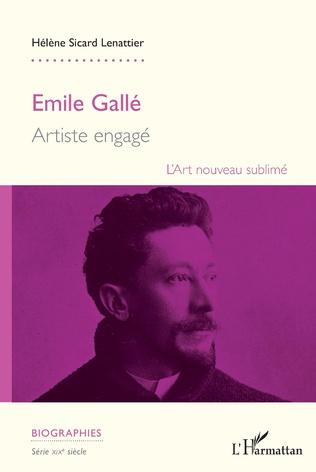 Couverture Emile Gallé
