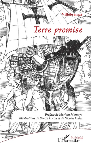 Couverture Terre promise