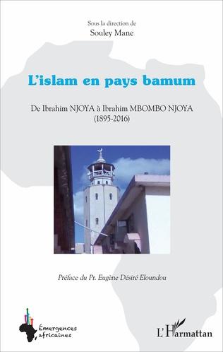 Couverture L'islam en pays bamum