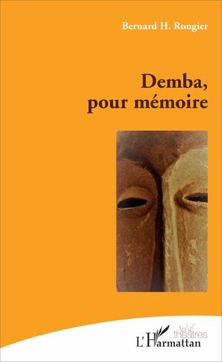 Couverture Demba pour mémoire
