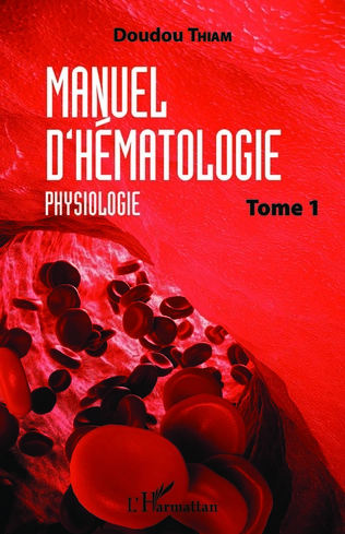 Couverture Manuel d'hématologie