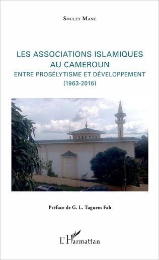 Couverture Les associations islamiques au Cameroun