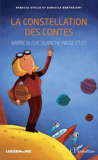 Couverture La constellation des contes