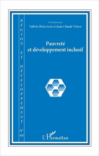 Couverture Pauvreté et développement inclusif