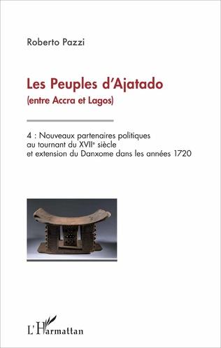 Couverture Les peuples d'Ajatado (entre Accra et Lagos)