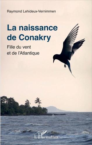 Couverture La naissance de Conakry
