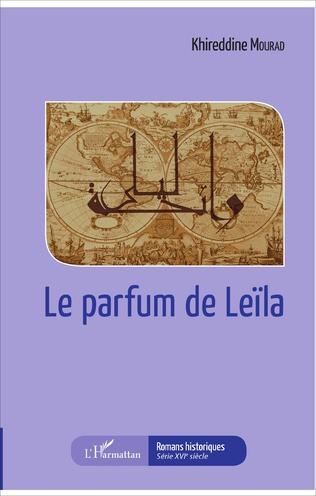 Couverture Le parfum de Leïla