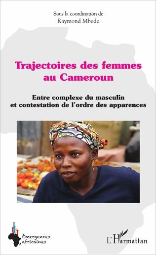 Couverture Trajectoires des femmes au Cameroun