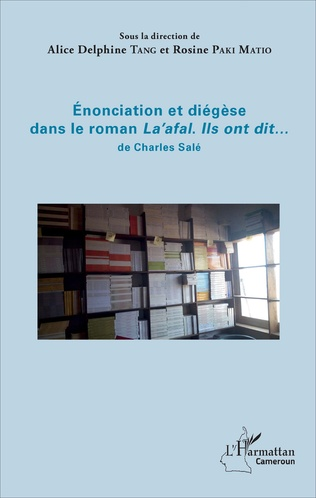 Couverture Enonciation et diégèse dans le roman