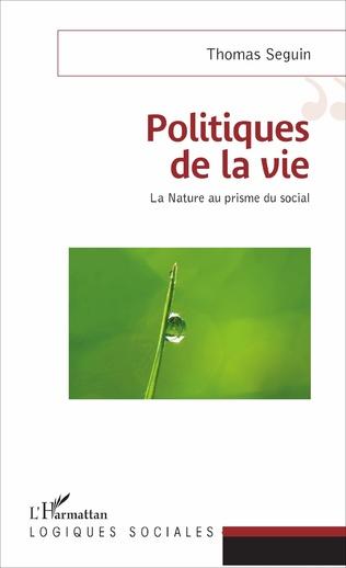 Couverture Politiques de la vie