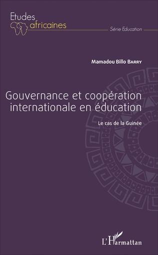 Couverture Gouvernance et coopération internationale en éducation