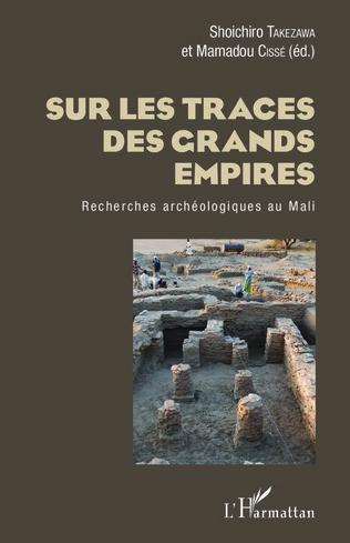 Couverture Sur les traces des grands empires