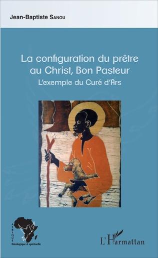 Couverture La configuration du prêtre au Christ, Bon Pasteur