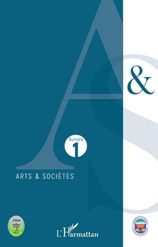 Couverture Arts et sociétés numéro 1