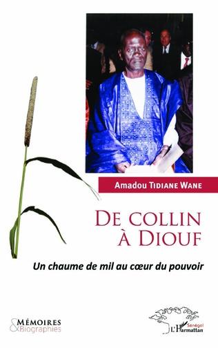 Couverture De Collin à Diouf