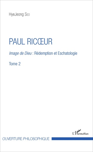 Couverture Paul Ricoeur