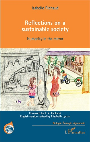 Couverture Reflections on a sustainable society