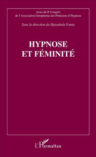 Couverture Hypnose et féminité