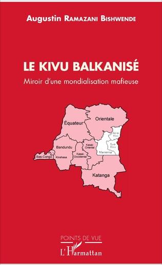 Couverture Le Kivu Balkanisé