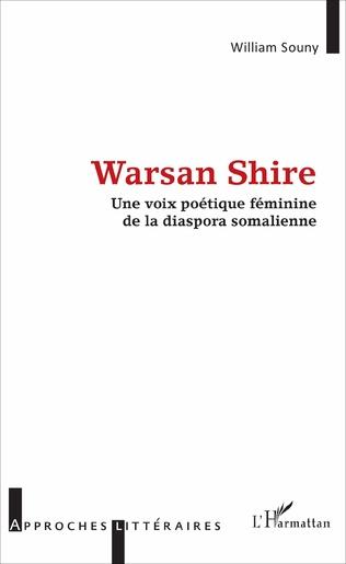Couverture Warsan Shire