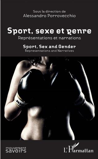 Couverture Sport, sexe et genre : représentations et narrations
