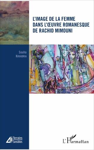 Couverture L'image de la femme dans l'oeuvre romanesque de Rachid Mimouni