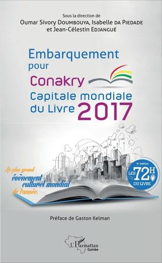 Couverture Embarquement pour Conakry