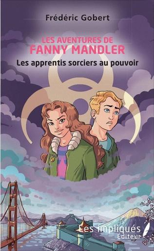 Couverture Les aventures de Fanny Mandler