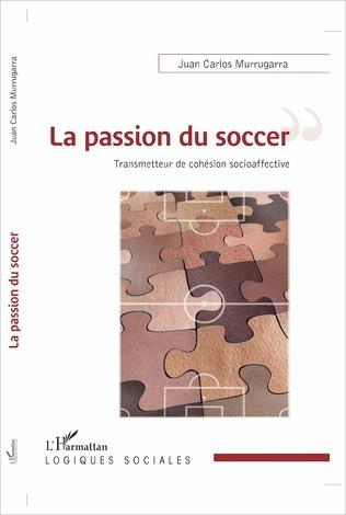 Couverture La passion du soccer