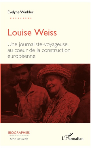 Couverture Louise Weiss