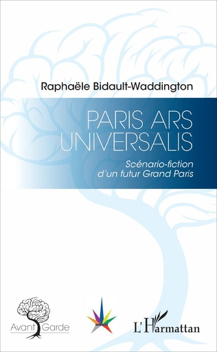 Couverture Paris Ars Universalis