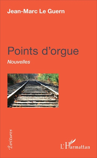 Couverture Points d'orgue