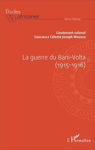 Couverture La guerre du Bani - Volta