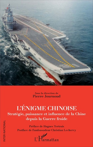 Couverture L'énigme chinoise