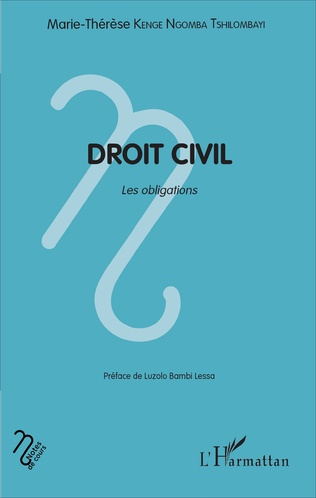 Couverture Droit civil