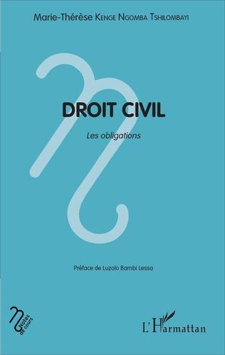 Couverture Droit civil