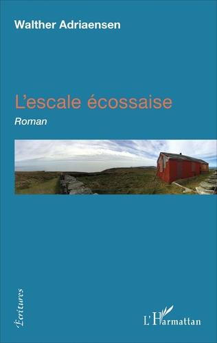 Couverture L'escale écossaise